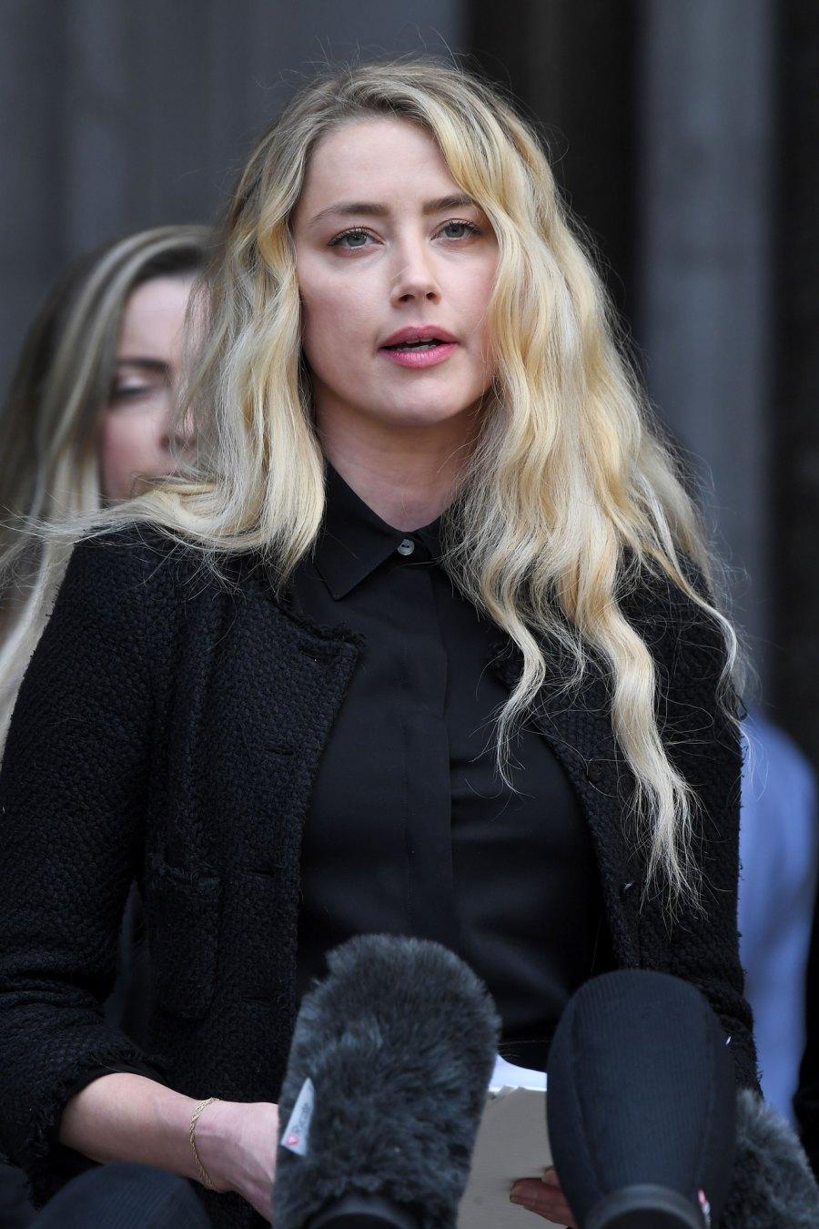 The End Amber Heard Johnny Depp Court Battle