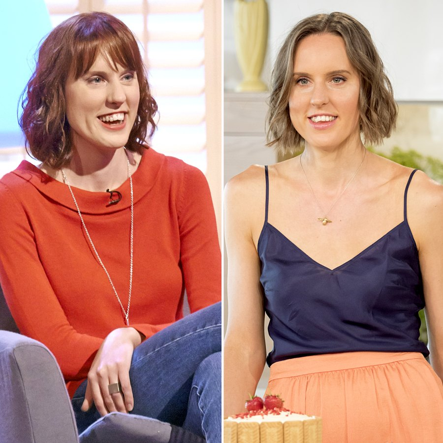 Frances Quinn (2013) The Great British Bake Off Winners Where Are They Now