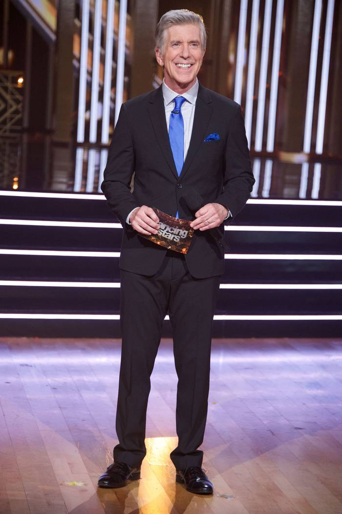 Tom Bergeron Reflects on Career DWTS Not Retiring