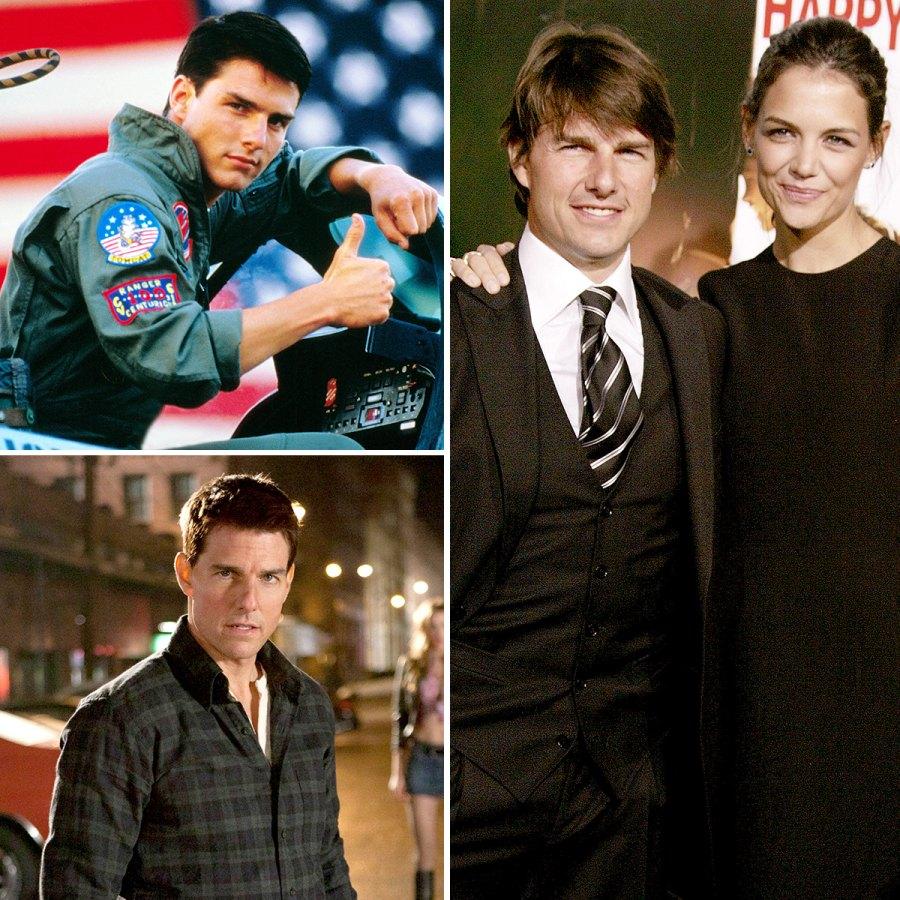 Tom Cruise timeline