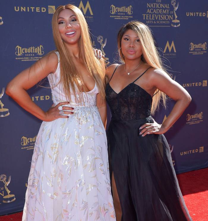 Toni Braxton Speaks Out for 1st Time Since Sister Tamar Hospitalization