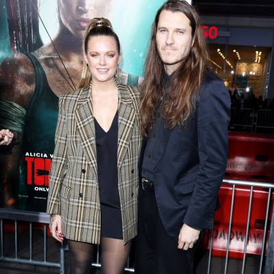 Tove Lo and Charlie Twaddle Celebrity Weddings of 2020