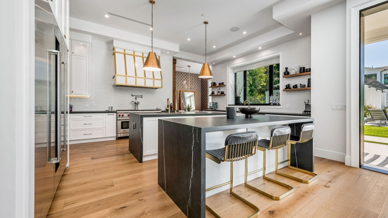Inside the L.A. Mansion That Tristan Thompson Is Selling for $8.5 Million