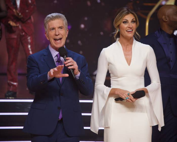 Tyra Banks Named New Host of Dancing With the Stars Tom Bergeron Erin Andrews