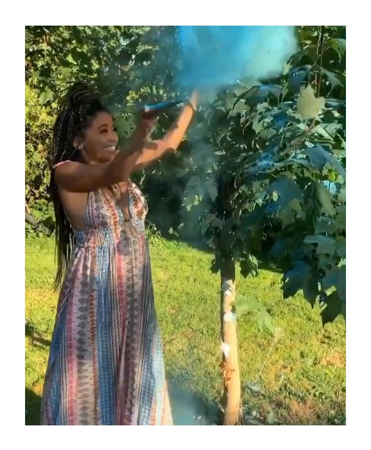 Vanessa Morgan Celebrity Pregnancy Announcements