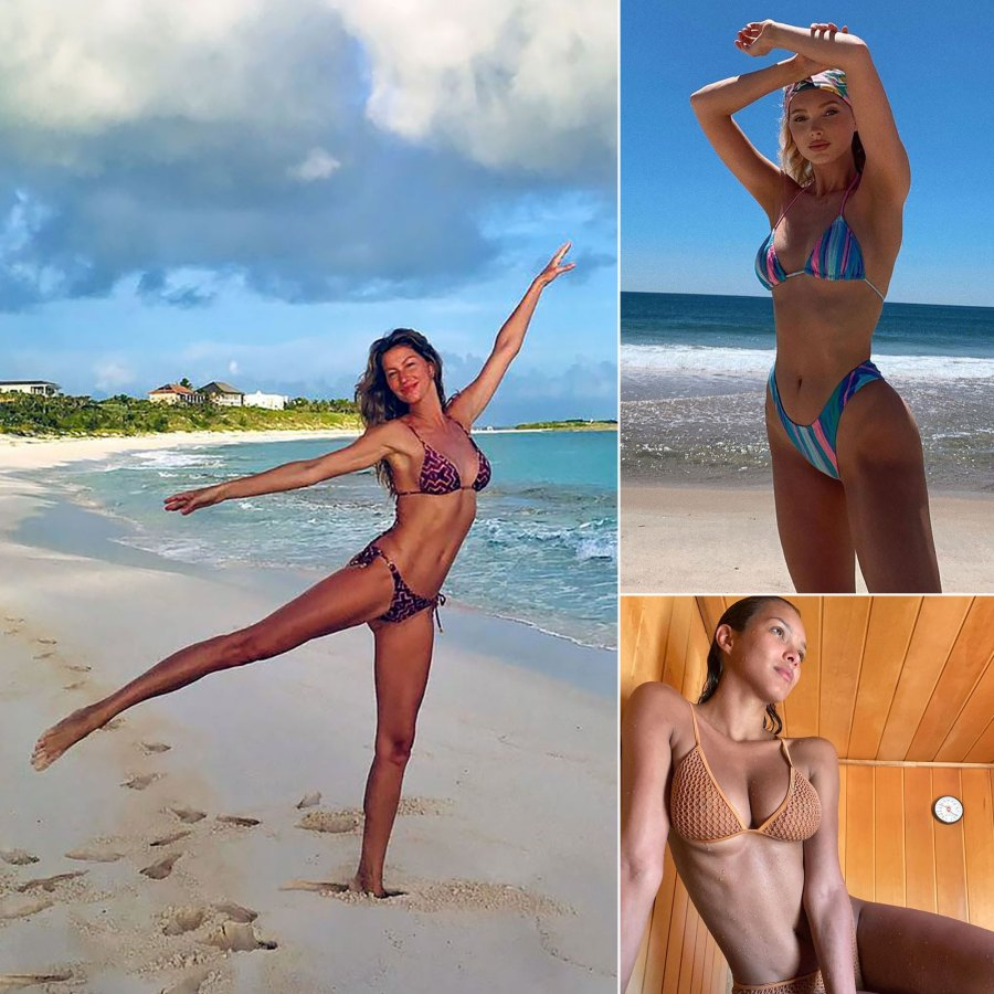 See Your Fave Victoria's Secret Angels in Bikinis