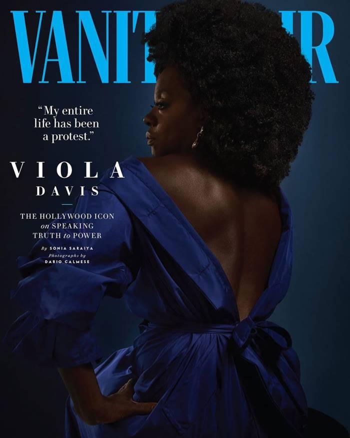 Viola Davis' Vanity Fair Cover Is Making History