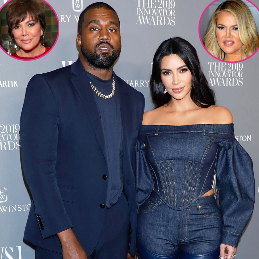 What Kardashian-Jenner Family Has Said About Kanye Political Aspirations