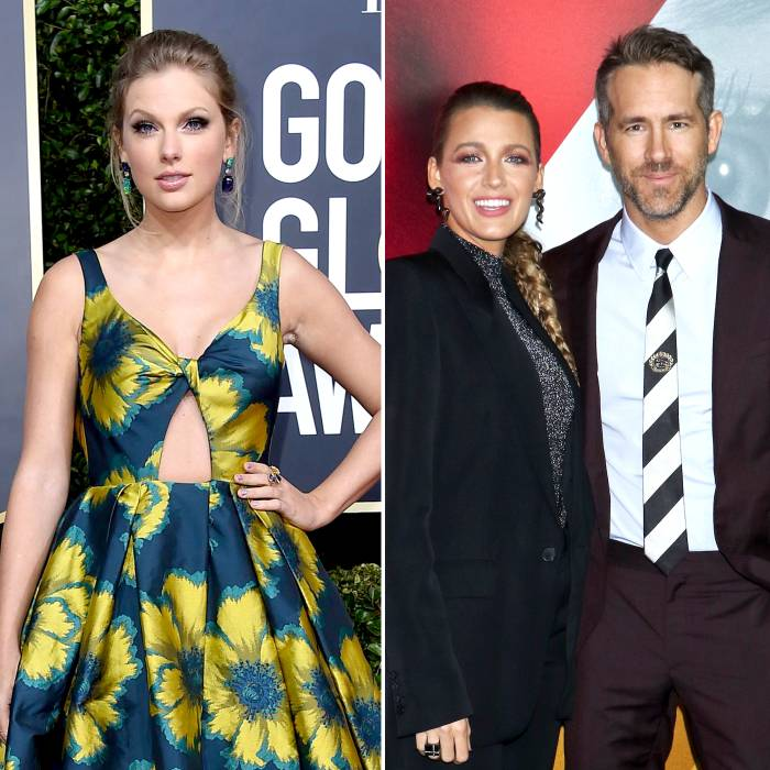 Why Fans Think Taylor Swift Revealed Blake Lively and Ryan Reynolds 3rd Child Name Is Betty