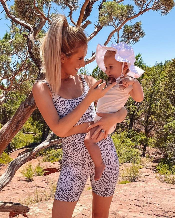 Why Lauren Burnham Didn't Always Think She Was Born to Be a Mom