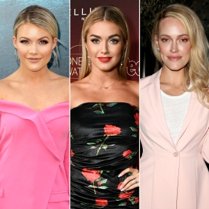 Witney Carson Received Pregnancy Advice From 'DWTS' Pros Lindsay Arnold and Peta Murgatroyd