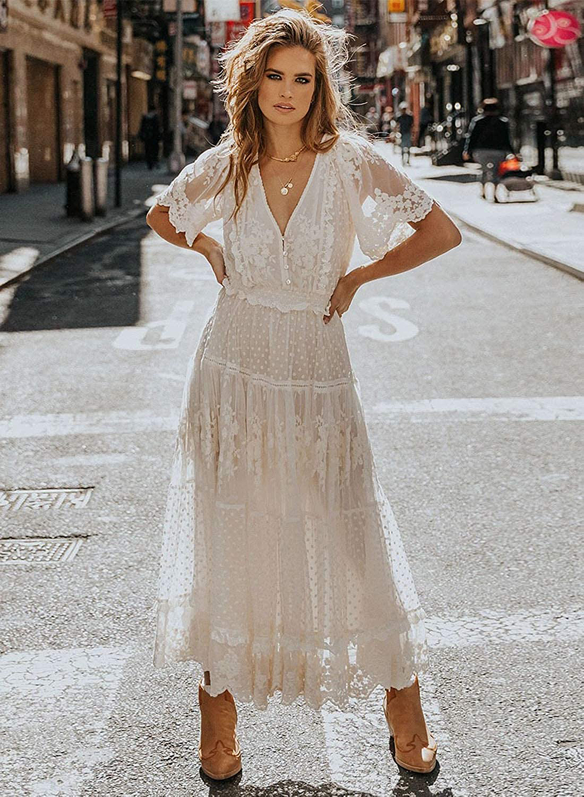 5 Super Affordable Wedding Dresses That Don T Skimp On The Glam Nifey