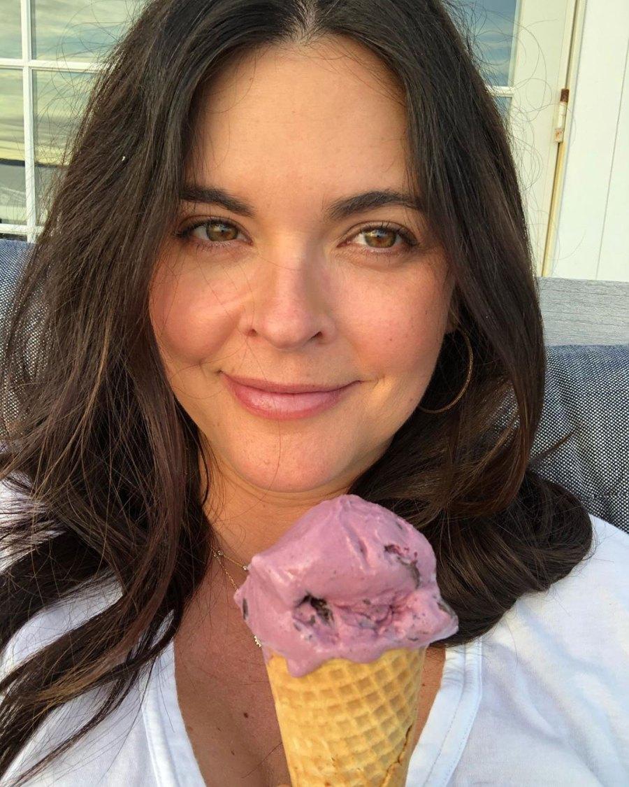Celebrities Who Scream for Ice Cream: Katie Lee, Kim Kardashian and More