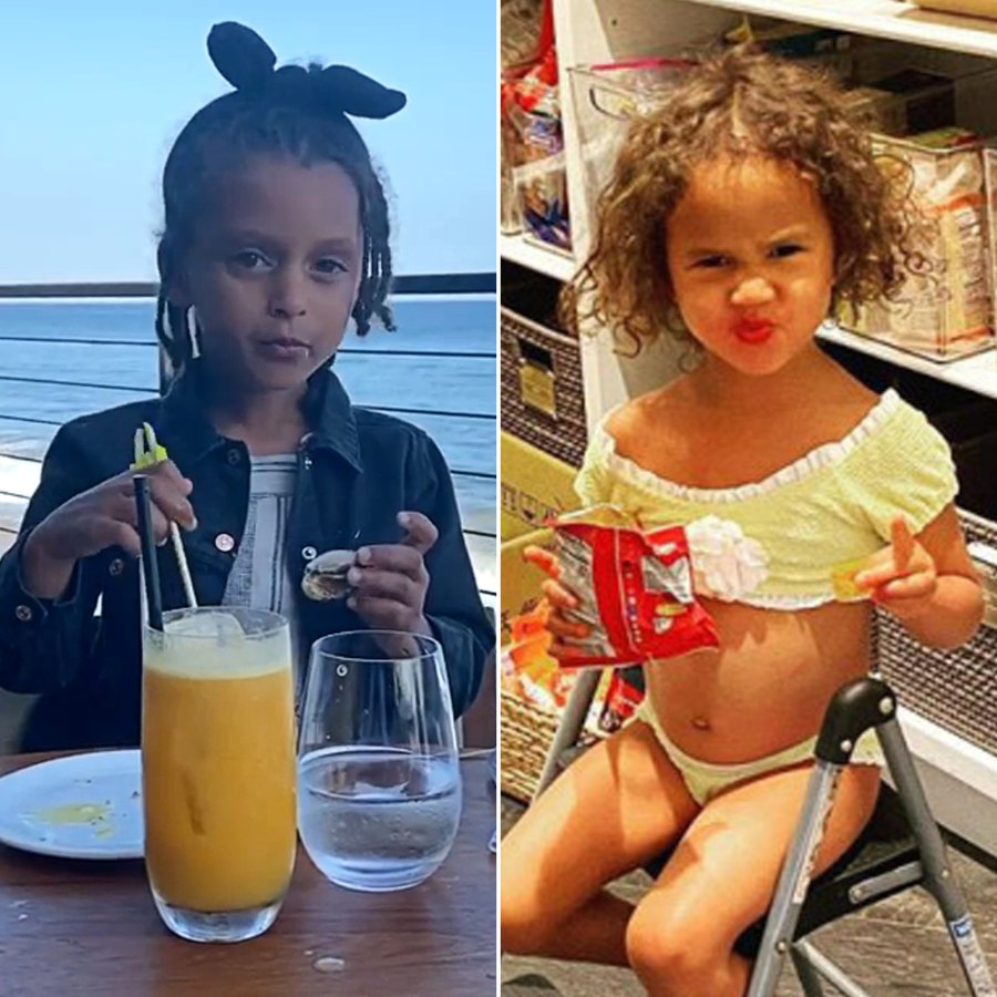 Celebrity Kids Who Are Budding Foodies: Ryan Curry, Luna Stephens and More
