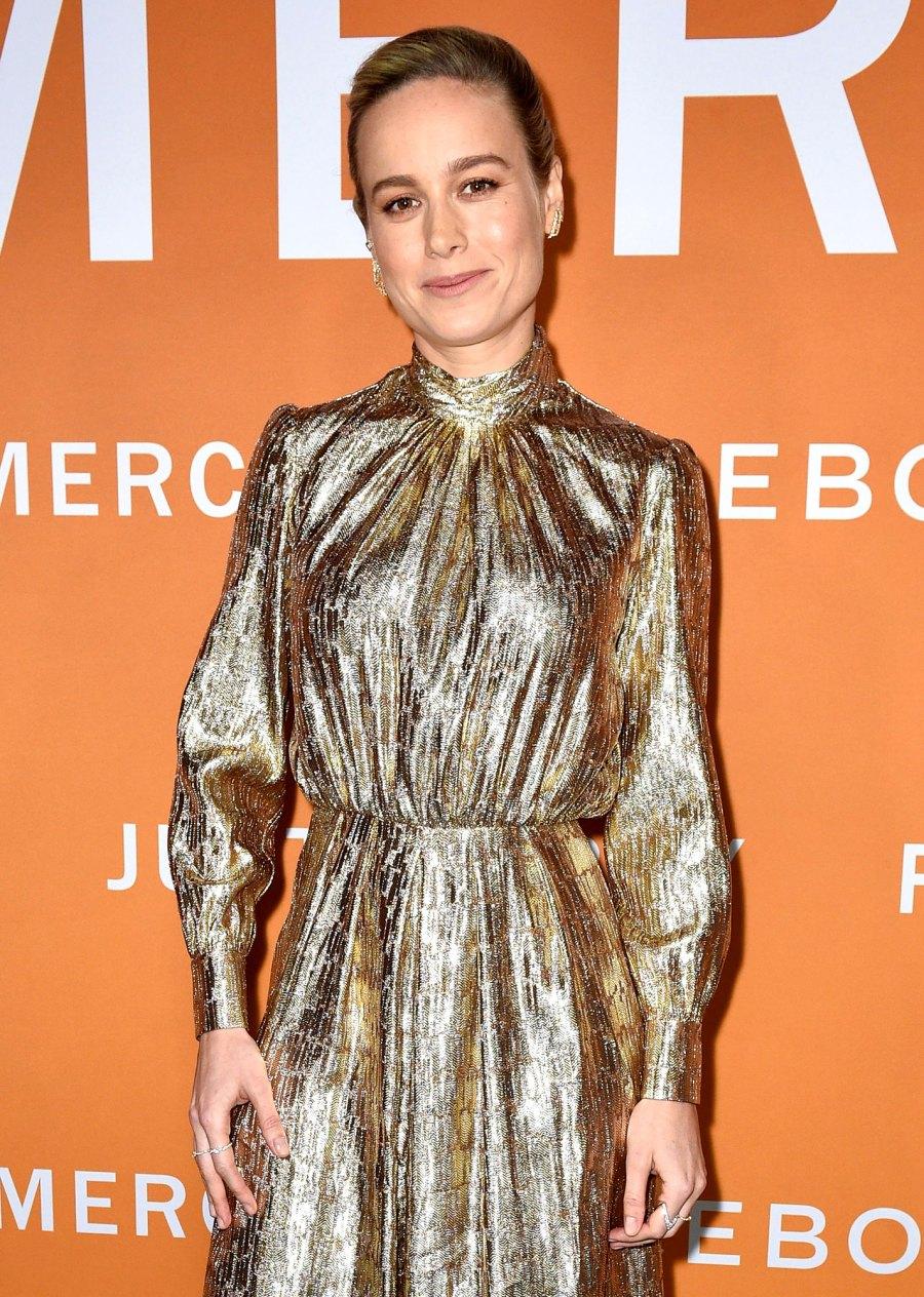 Brie Larson Stars Who've Battled Mental Health Issues