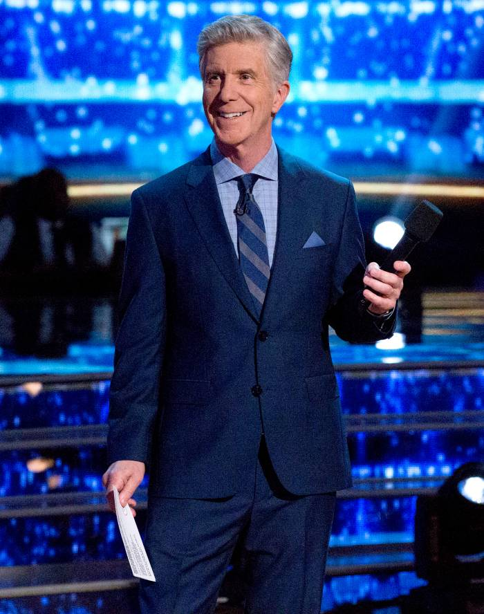 tom bergeron exits dancing with the stars