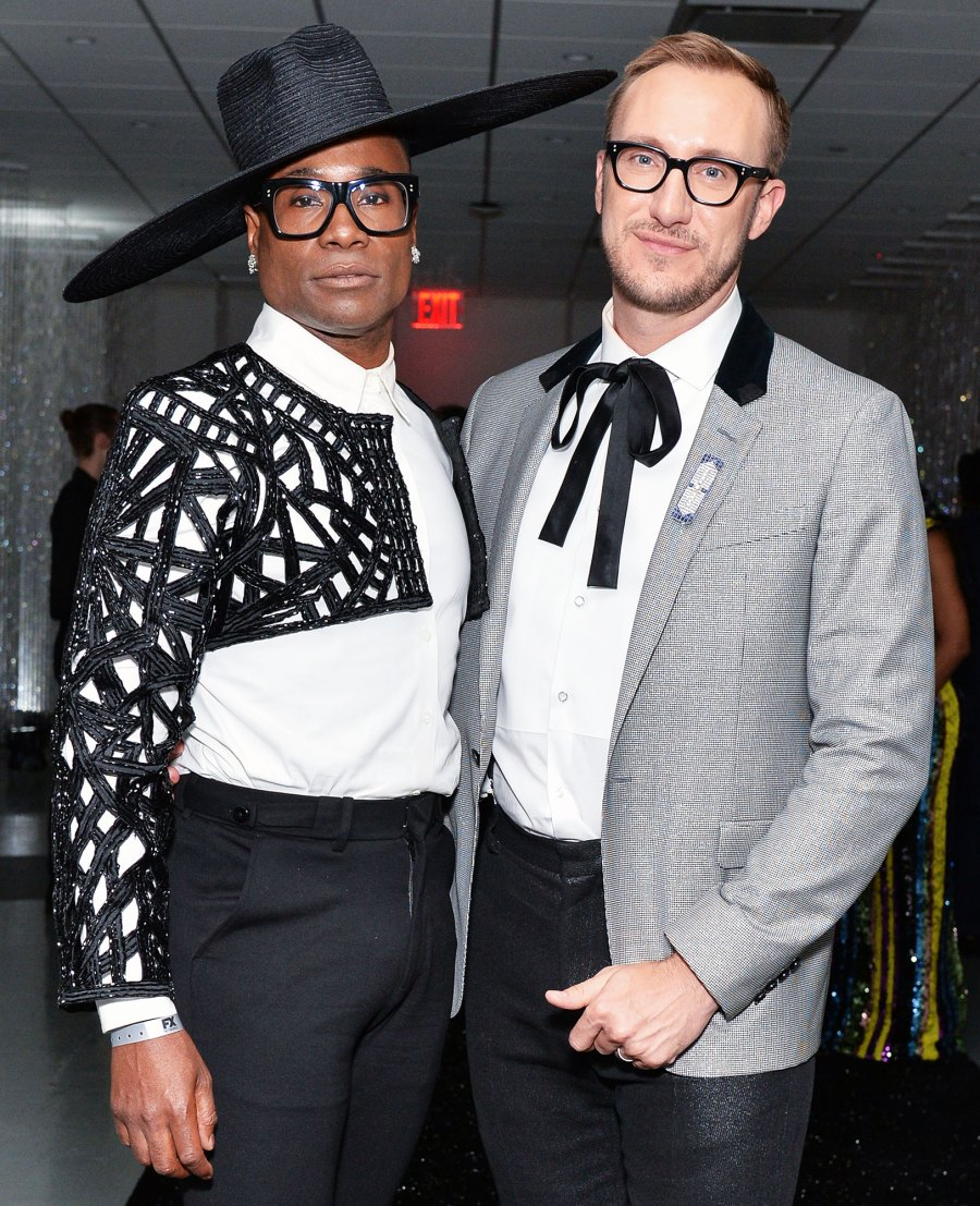 Billy Porter and Adam Smith Hollywoods Gay Power Couples