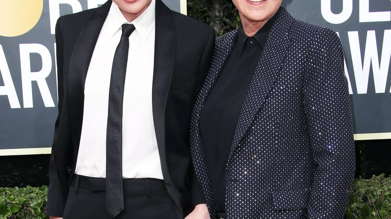 Sarah and Holland! Elton and David! Hollywood's Gay Power Couples
