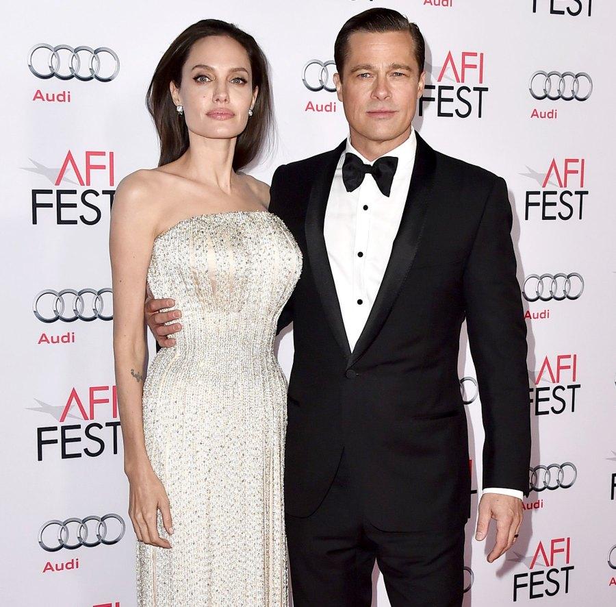 1 Angelina Jolie and Brad Pitt Ups and Downs divorce
