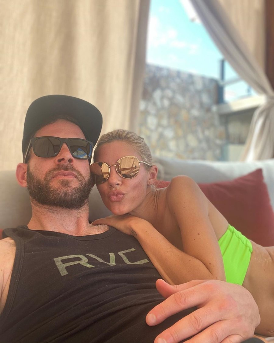 11 Trip to Cabo Tarek El Moussa and Heather Rae Young's Relationship Timeline