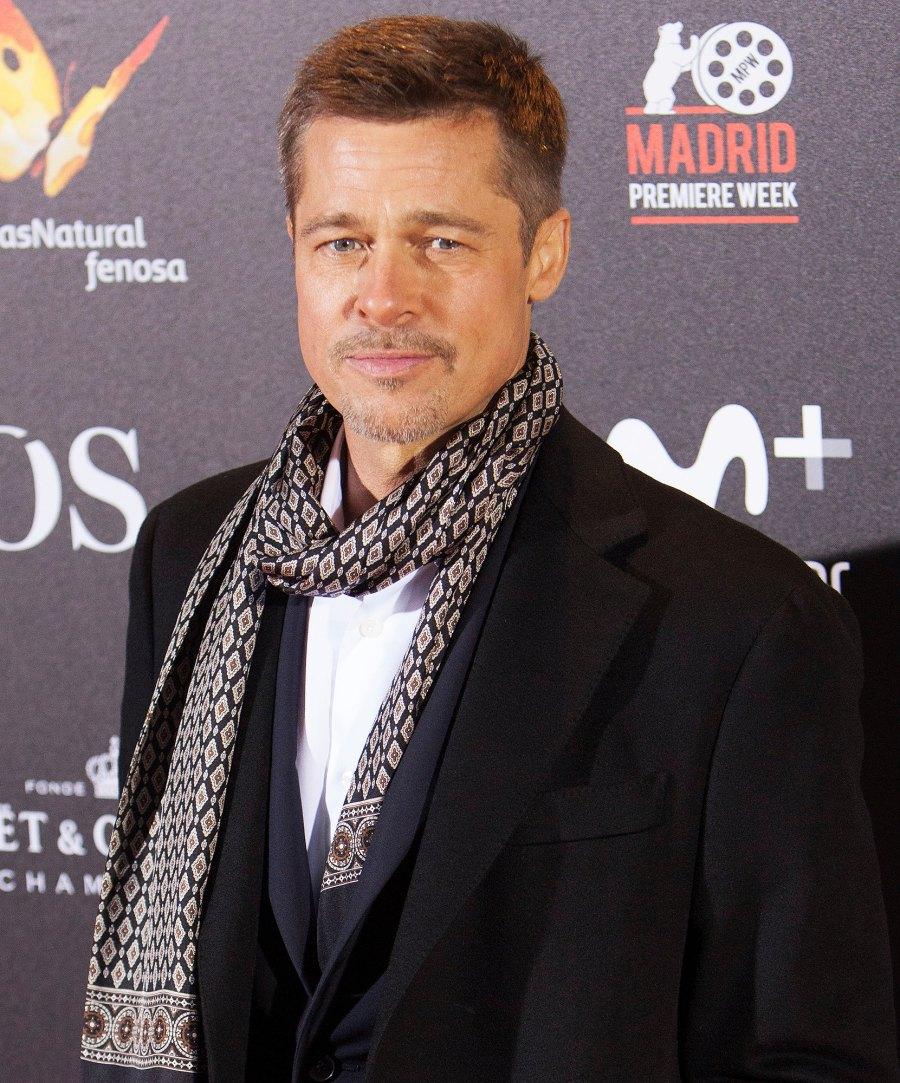 2 Angelina Jolie and Brad Pitt Ups and Downs divorce