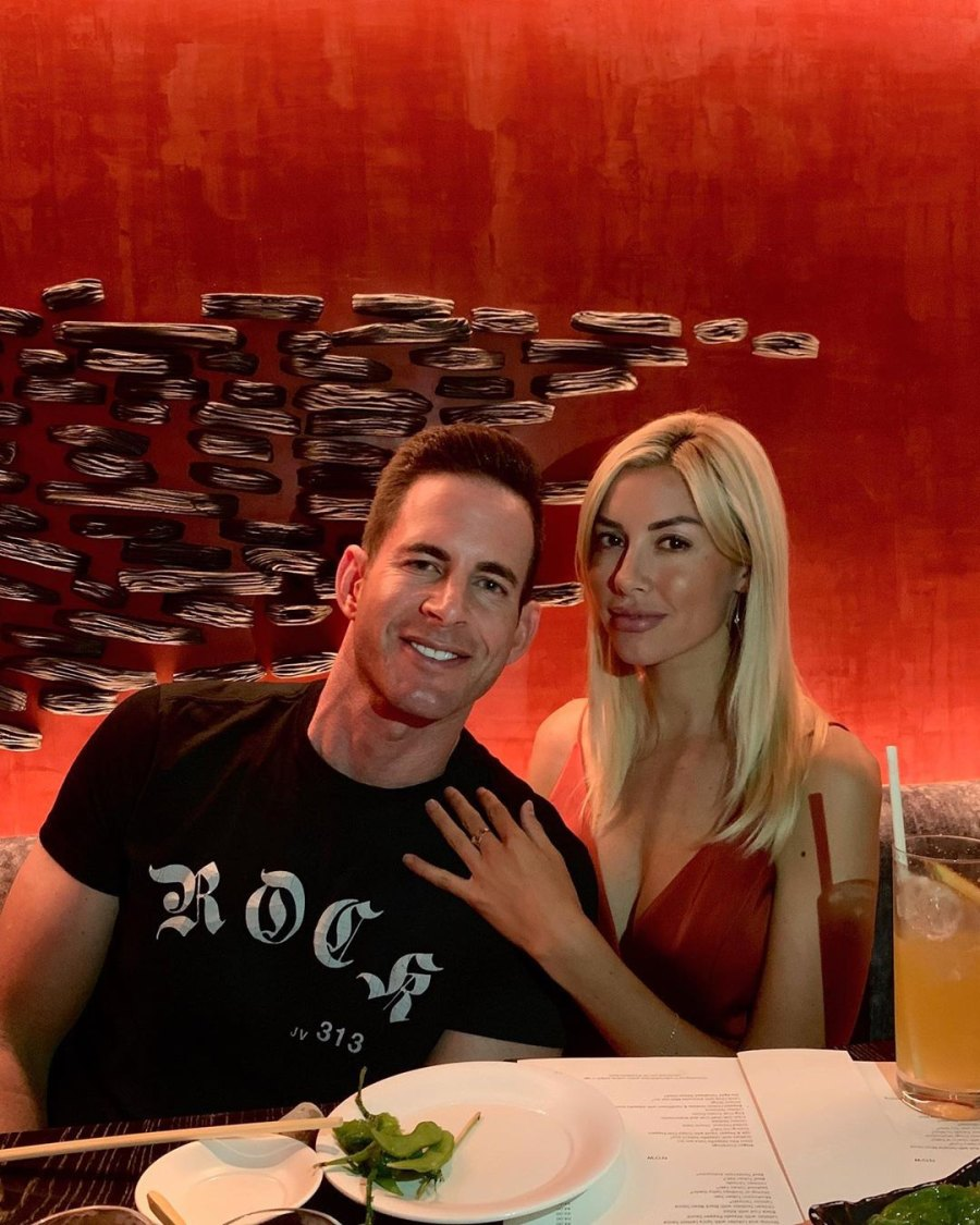2 August 2019 Tarek El Moussa and Heather Rae Young's Relationship Timeline
