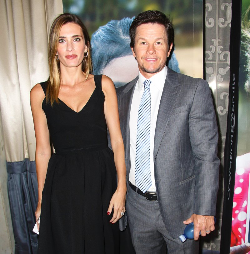 Girlfriends past mark wahlberg Who Is