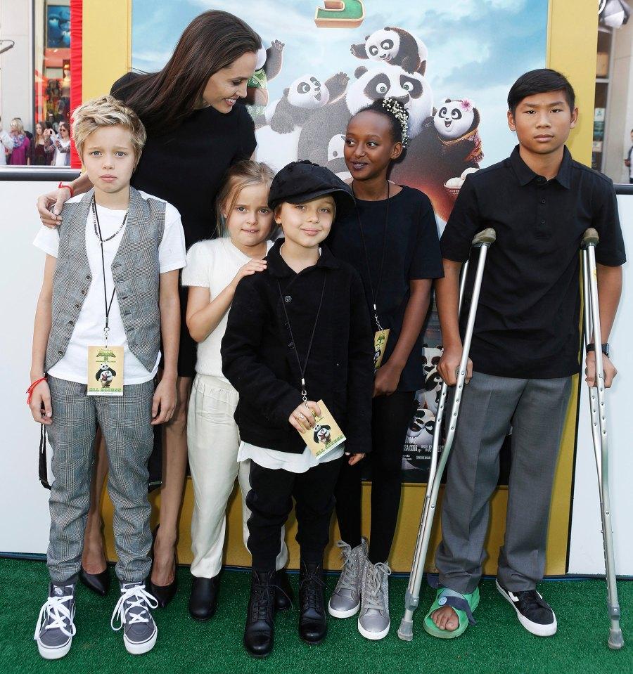 3 Angelina Jolie and Brad Pitt Ups and Downs divorce