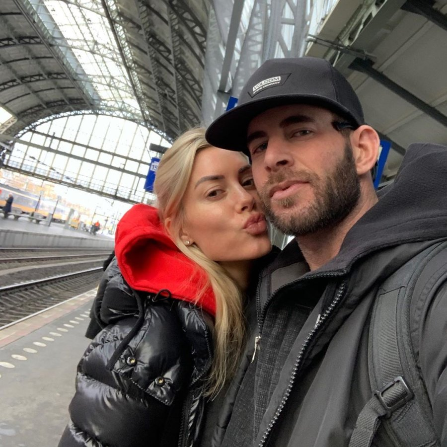 5 November 2019 thanksgiving in europe Tarek El Moussa and Heather Rae Young's Relationship Timeline