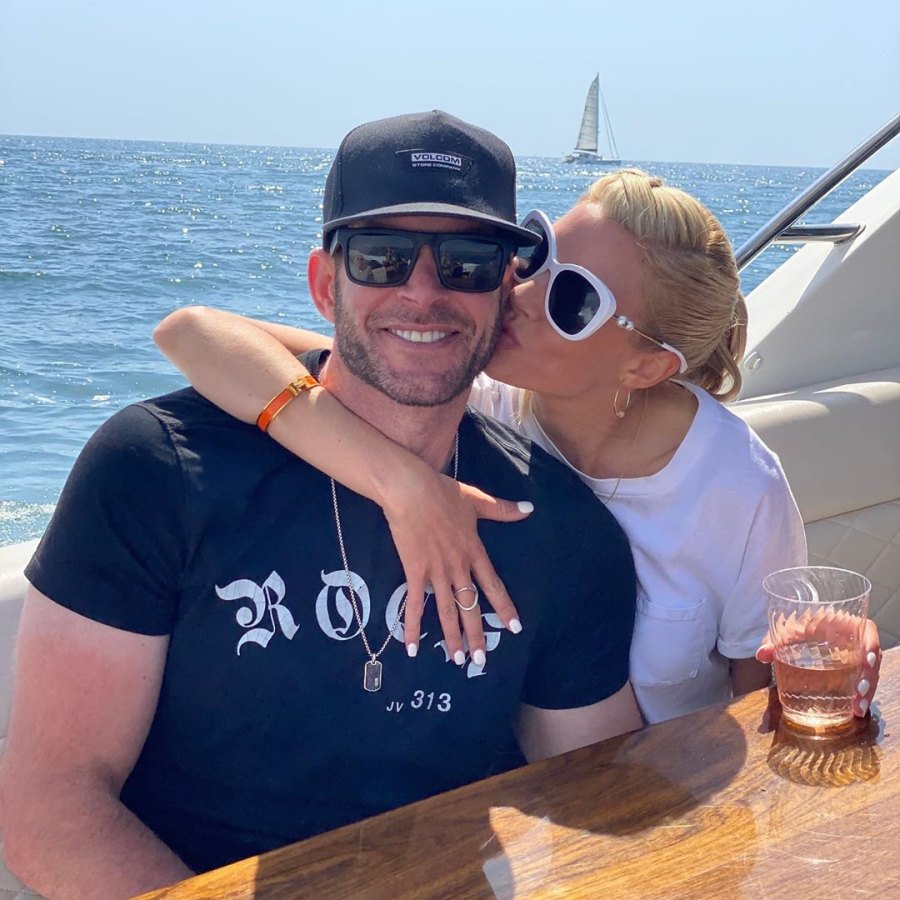 7 February 2020 confirmed filming Tarek El Moussa and Heather Rae Young's Relationship Timeline