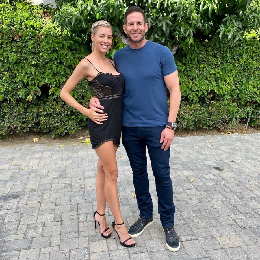 9 10 July 2020 anniversary Tarek El Moussa and Heather Rae Young's Relationship Timeline