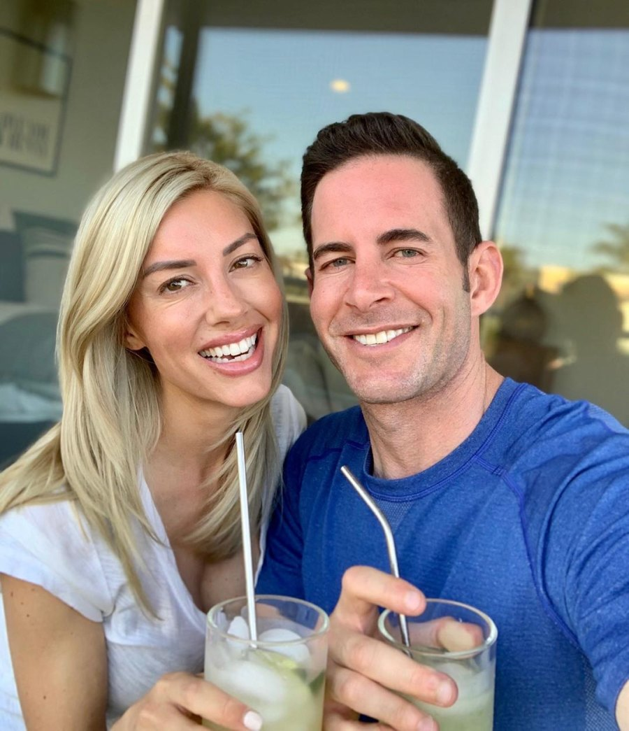9 May 2020 can't wait to marry Tarek El Moussa and Heather Rae Young's Relationship Timeline