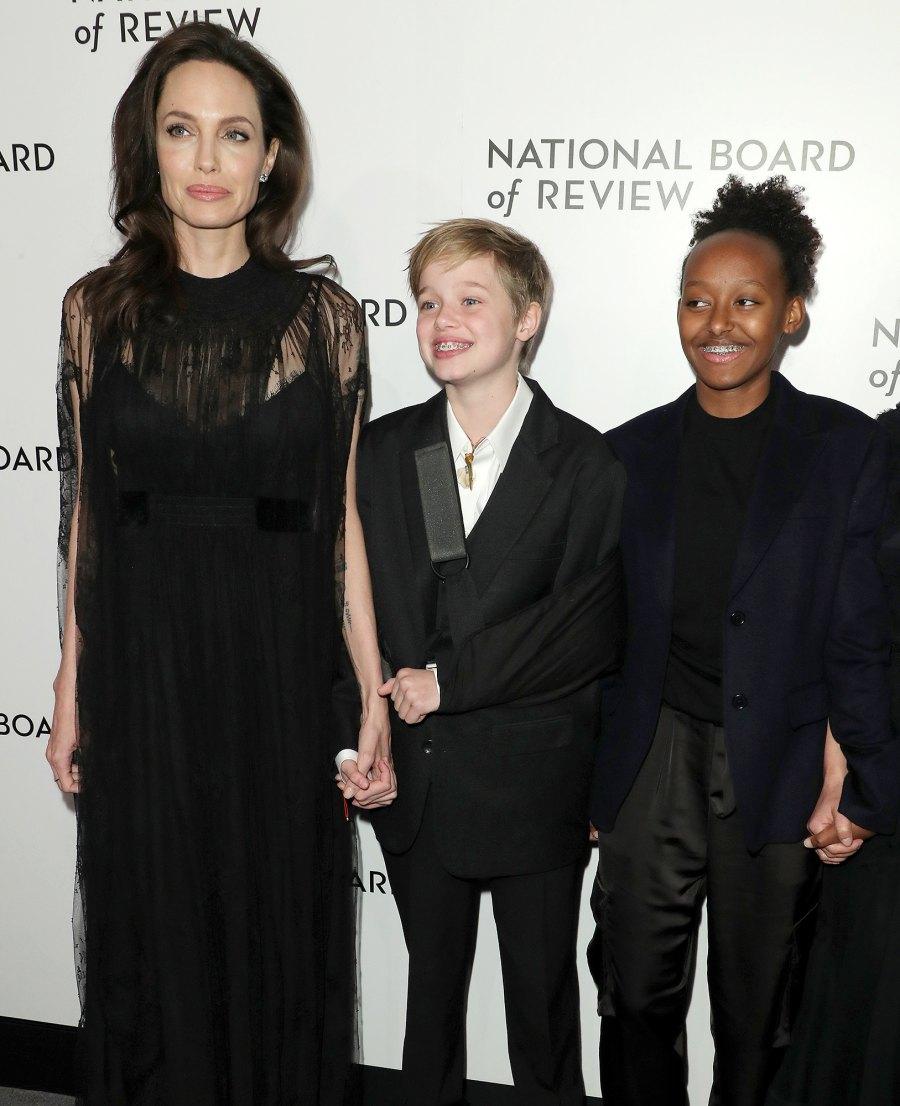 9Angelina Jolie and Brad Pitt Ups and Downs divorce