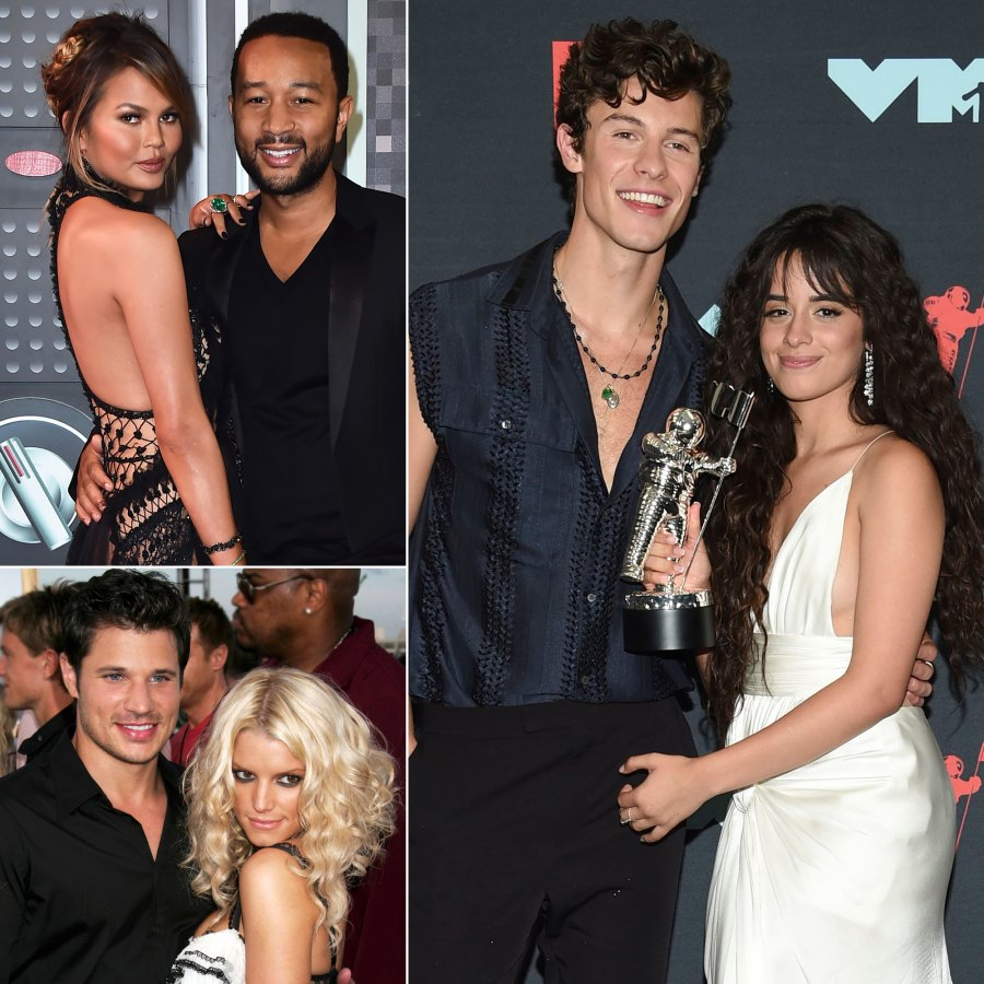 All-Time Hottest Couples Style at the VMAs