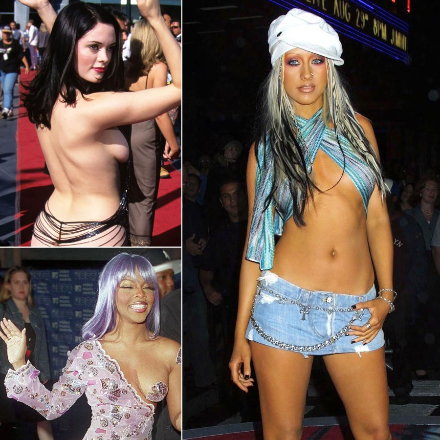 Vmas Most Naked Looks Of All Time Crazy Fashion Pics