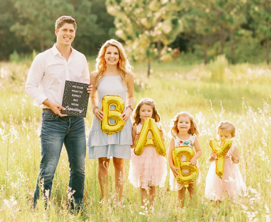 Bringing Up Bates' Alyssa Bates Is Pregnant, Expecting 4th Child With Husband John Webster