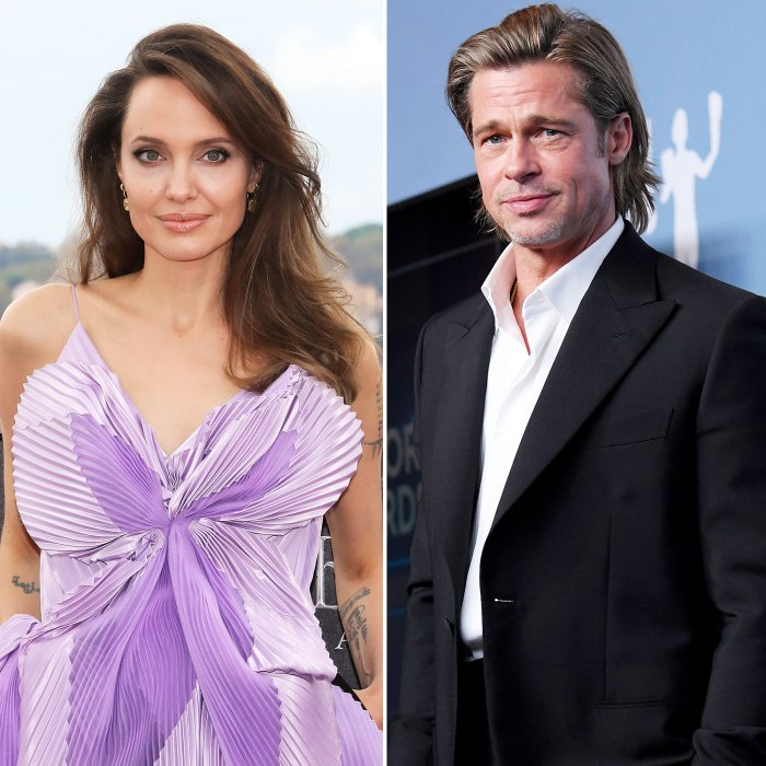 Angelina Jolie Files Ahead of Brad Pitt Custody Trial