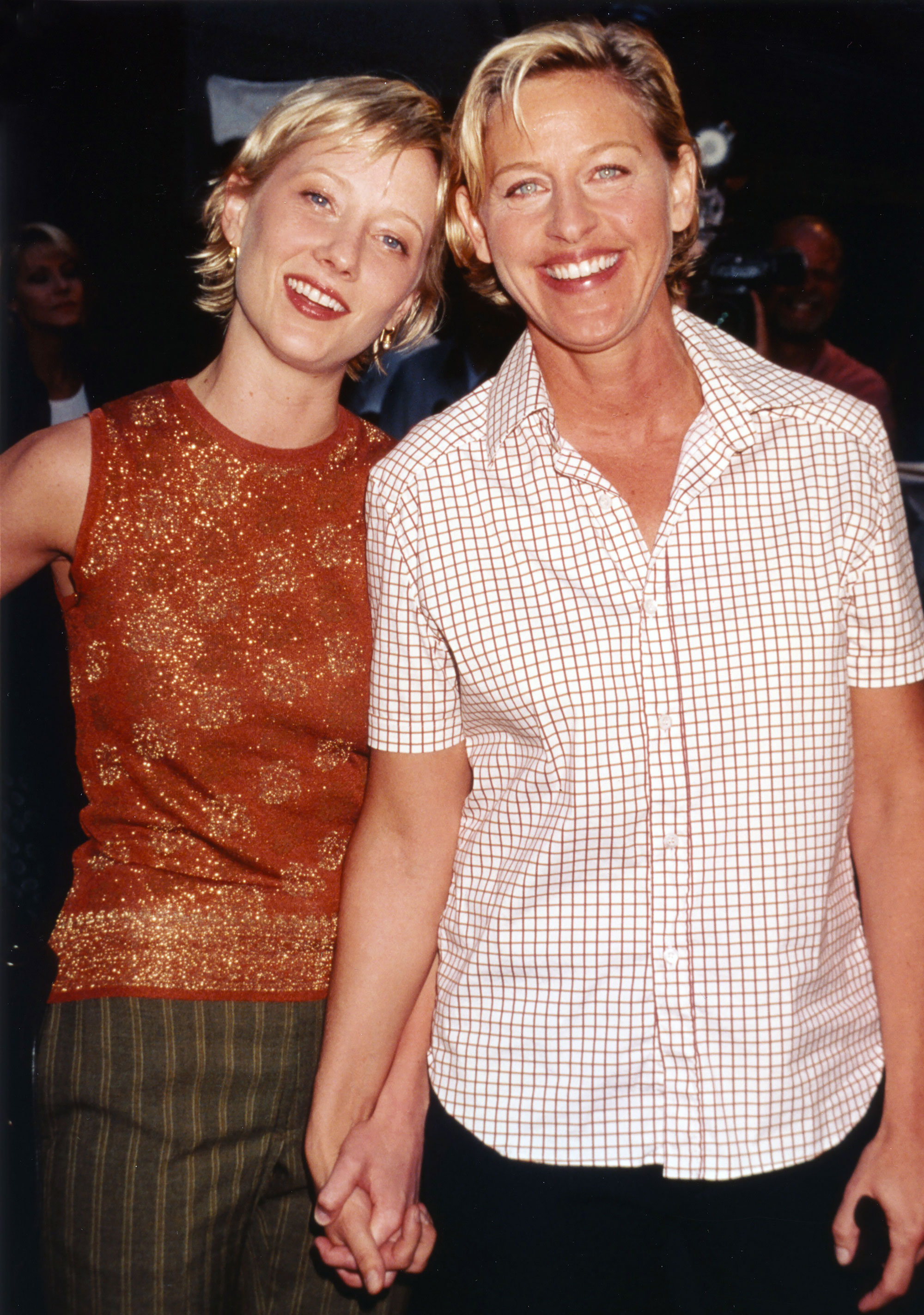 Is dating who anne now heche Is Anne