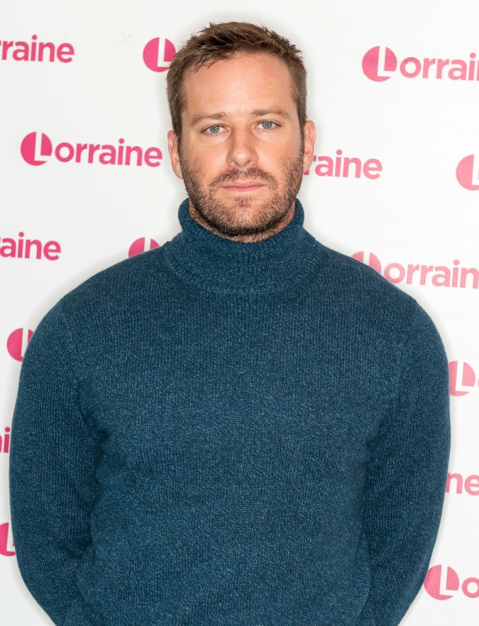 Armie Hammer Has Been Working in Construction Amid Divorce