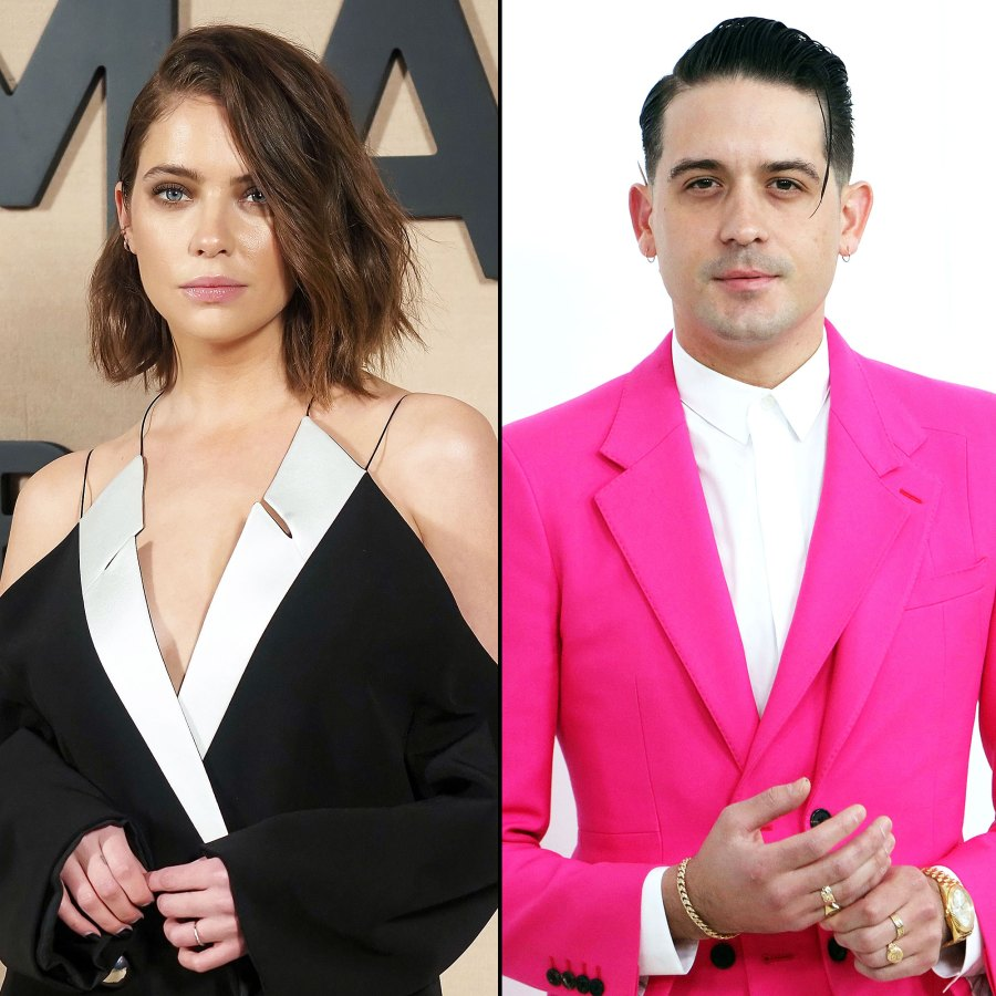Ashley Benson Spotted Wearing Diamond Ring Sparks G-Eazy Engagement Rumors