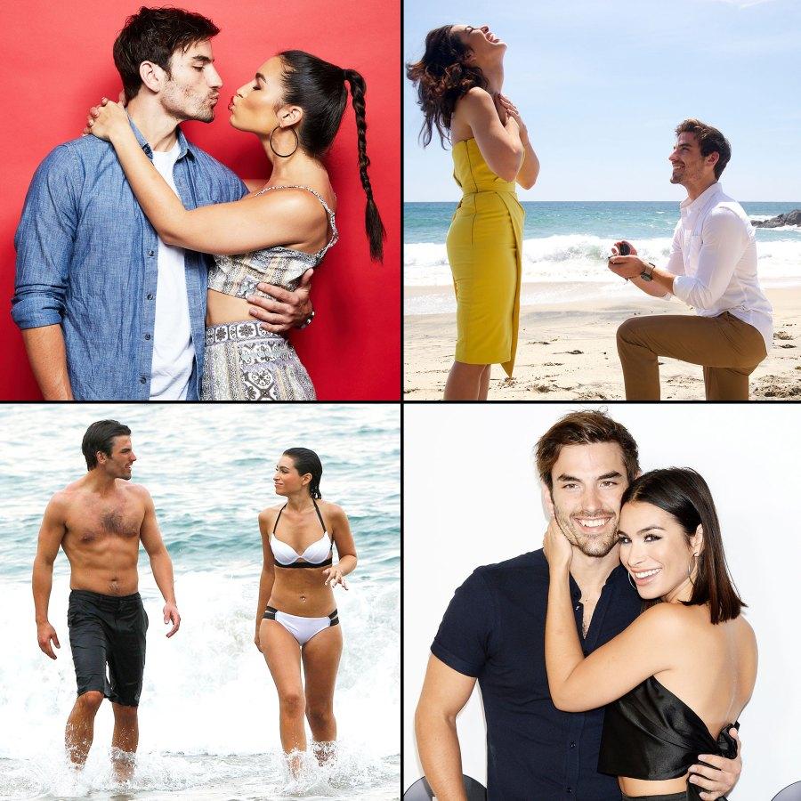 Ashley Iaconetti and Jared Haibon Relationship Timeline