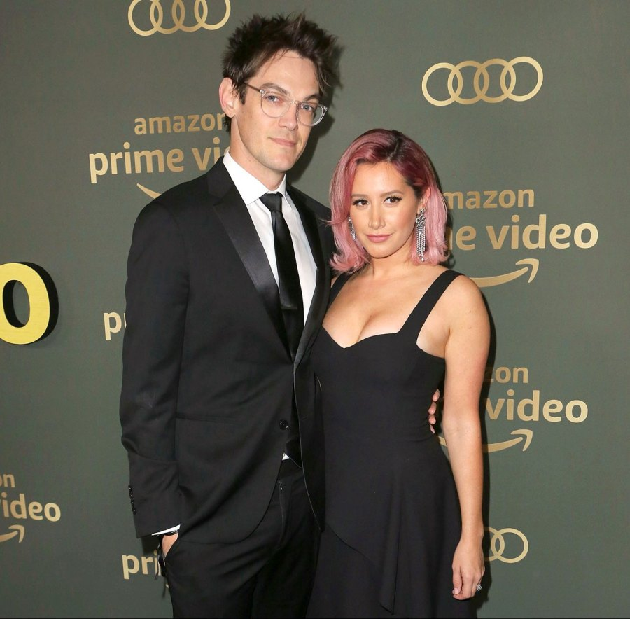 Ashley Tisdale Pregnant Expecting 1st Child With Husband Christopher French