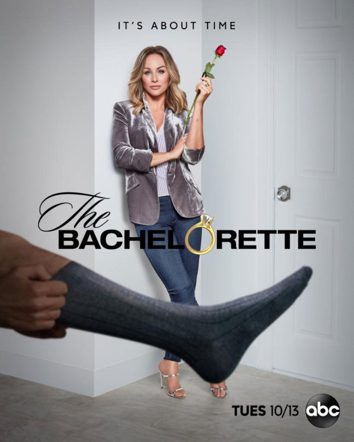 Bachelorette Clare Crawley Becomes Mrs. Robinson in New Graduate Like Poster