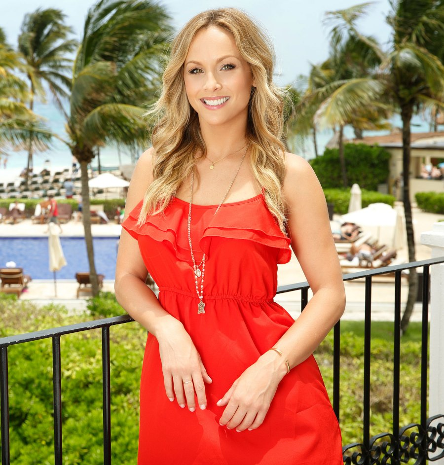 Bachelorette Bachelor in Paradise Red Dress Clare Crawley Quit