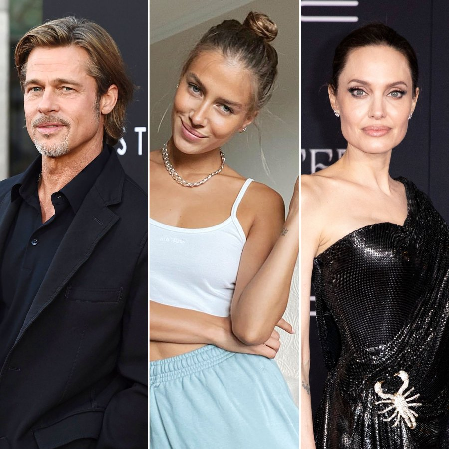 Brad Pitt Is Dating German Model Nicole Poturalski Amid Angelina Jolie Divorce