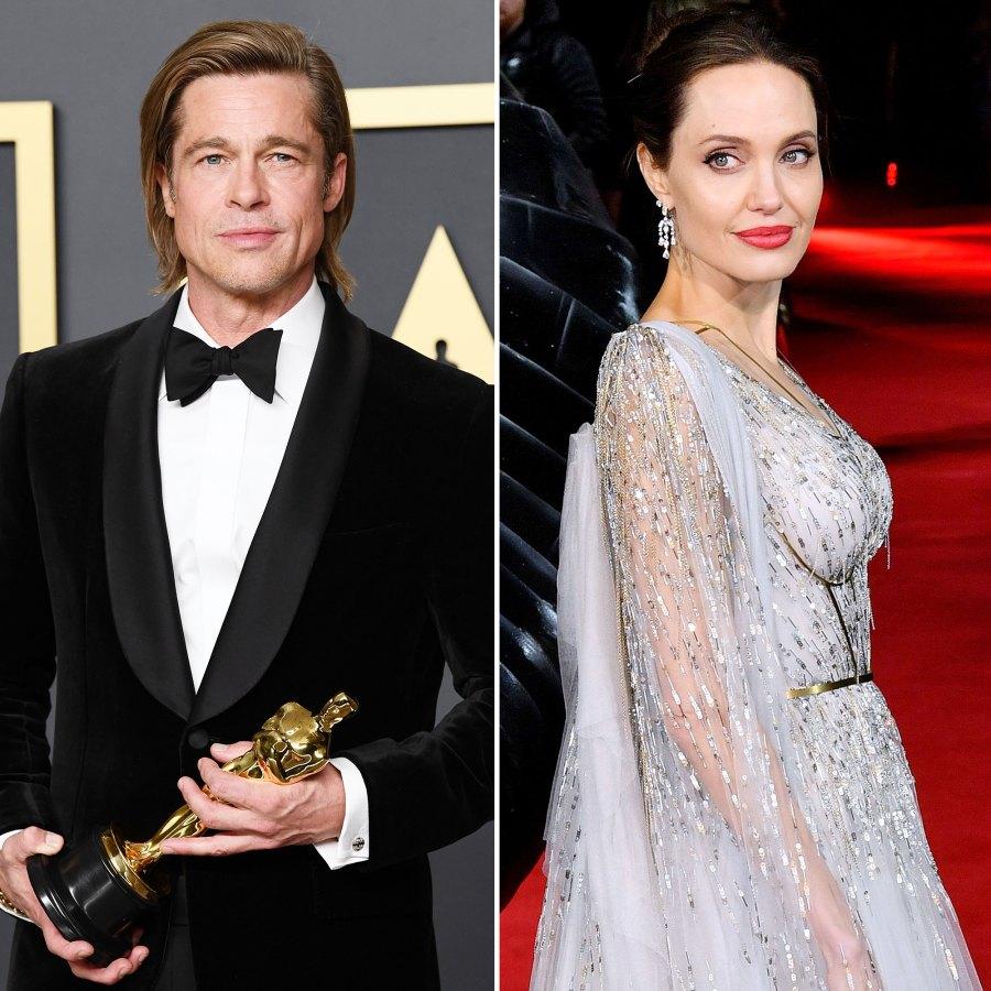 Brad Pitt Lawyers Claim Angelina Jolie Has Deprived Their Kids of a Final Resolution in Custody Trial