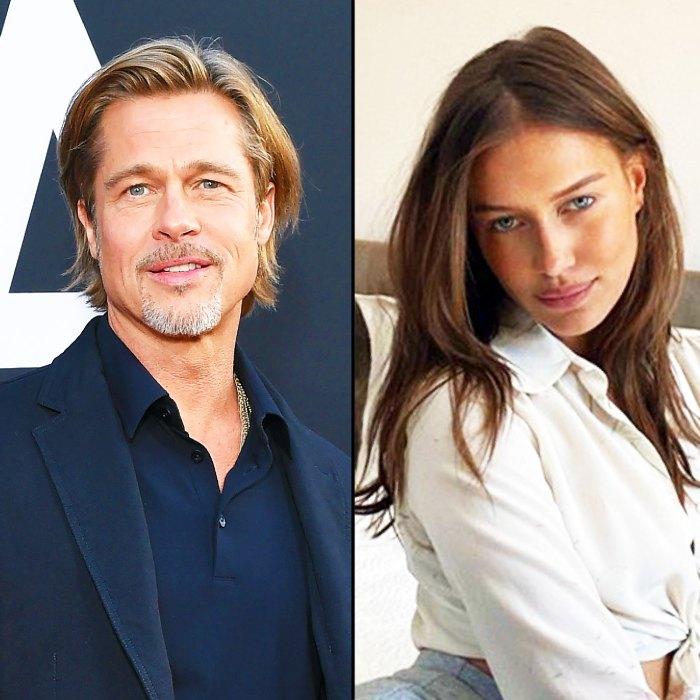 Brad Pitt Takes Nicole Poturalski To Chateau Where He Wed Angelina Jolie