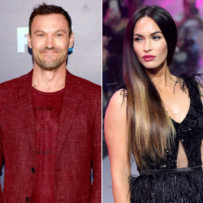 Brian Austin Green Laughs Off Troll Who Slammed Him for Smearing Megan Fox