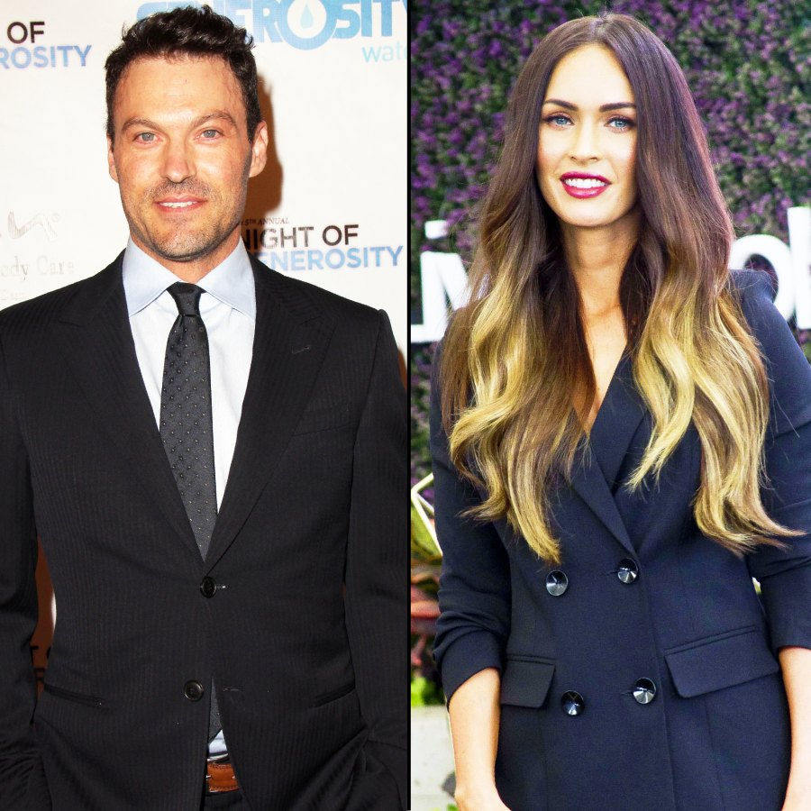 Brian Austin Green Says He and Megan Fox Might Get Back Together