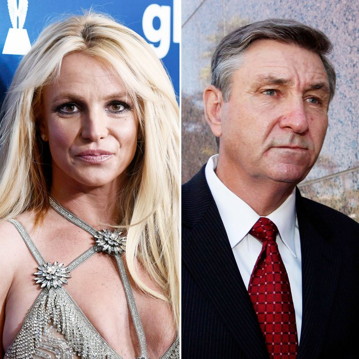 Britney Spears Does Want Conservatorship to End as She Takes Steps to Remove Dad Jamie